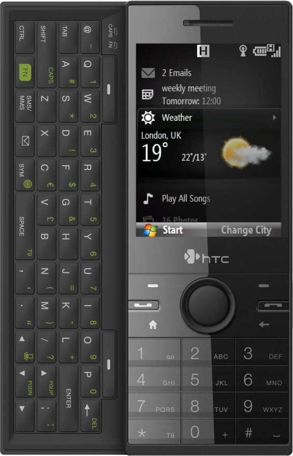 HTC s743