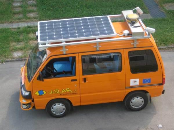Automjetet autonome nisin udhëtimin nga Italia për në Kinë