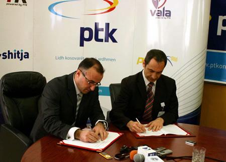 PTK dhe Alcatel-Lucent përforcojnë më tej bashkëpunimin e tyre në Kosovë