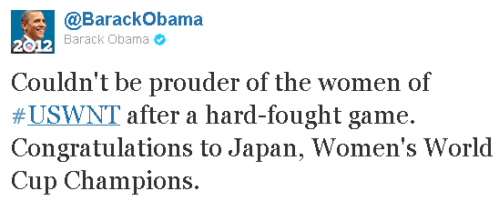 Kampionati botëror vendos rekord të ri në Twitter
