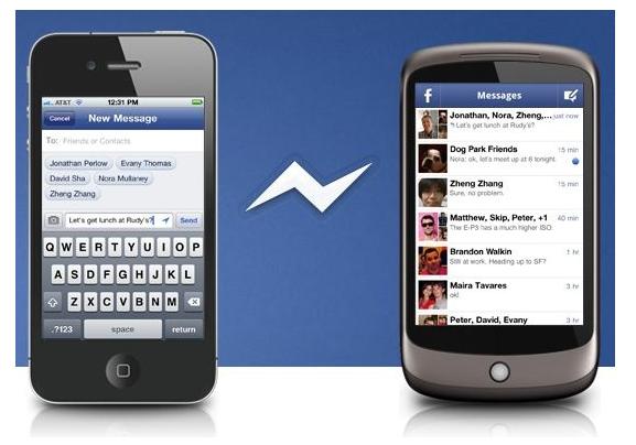 Aplikacioni zyrtar i Facebook në Android