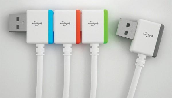 Prizë për futjen e shumë USB-ve në një vend