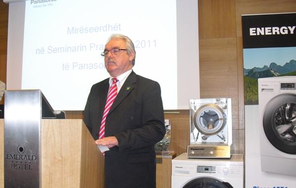 Gama e produkteve të Panasonic demonstrohet në Prishtinë