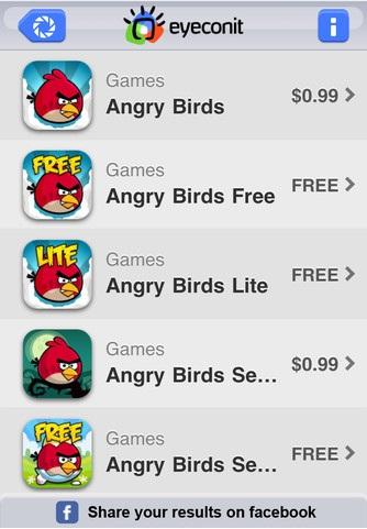 Shkarkoni aplikacionet duke i skanuar ikonat e tyre në iOS