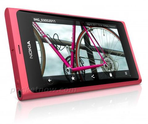 Pamjet e para publike të Nokia N9