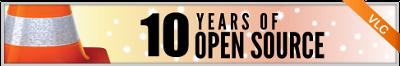VLC shënon 10 vjetorin