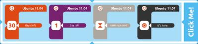 Ndihmoni në dizajnimin e lajmërimit për Ubuntu 11.04