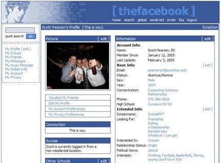 Si ndryshoi pamja e Facebook me kalimin e kohës…