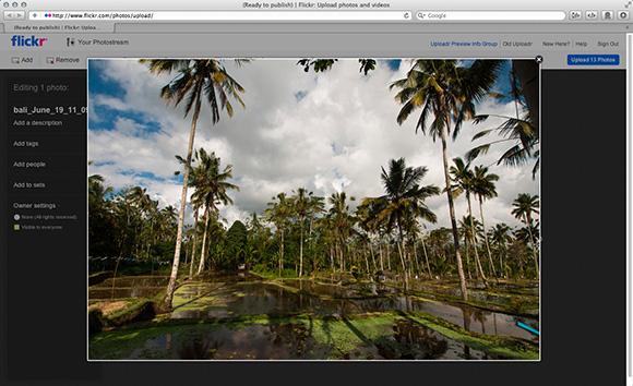 Lehtësohet procesi i ngarkimit të fotografimit në Flickr
