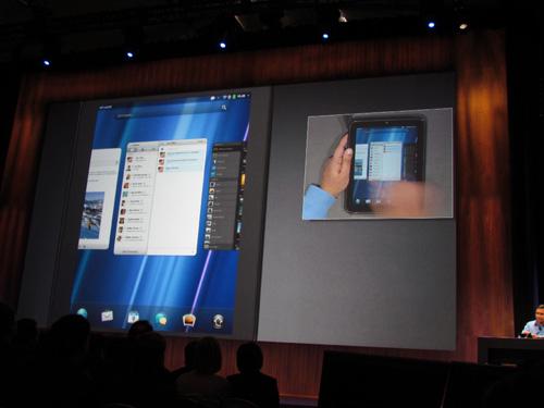 HP sfidon iPad-in me tabletin e ri TouchPad
