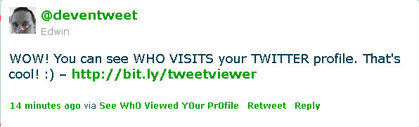 """Virusi """"Tweet Viewer"""" përhapet në Twitter"""