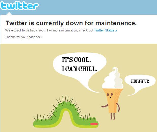 Twitter jashtë funksionit për 90 minuta