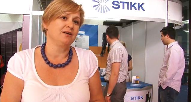 Vjollca Çavolli flet për pjesëmarrjen e STIKK në CeBIT 2011
