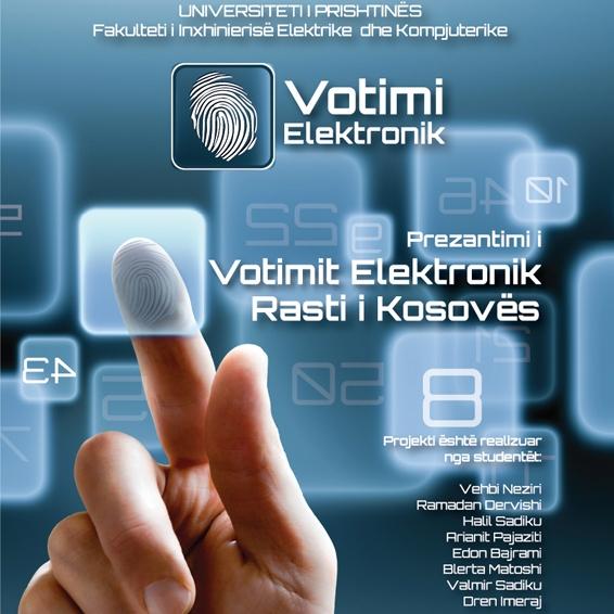 Prezantohet Votimi Elektronik – Rasti i Kosovës