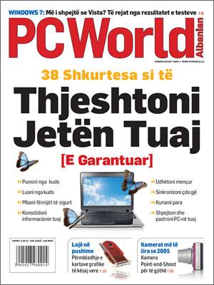 PC World Albanian – Korrik/Gusht 2009