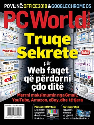 PCWorld Albanian – Shtator 2009