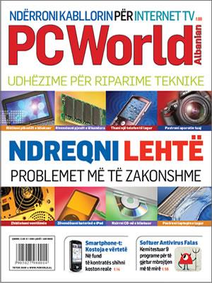 PCWorld Albanian – Tetor 2009