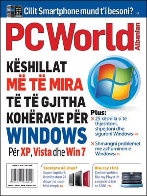 PCWorld Albanian – Shkurt 2010