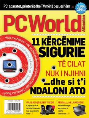 PCWorld Albanian – Mars 2010