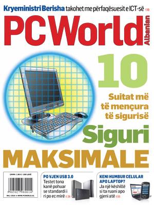 PCWorld Albanian – Maj 2010