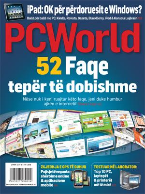 PCWorld Albanian – Qershor 2010
