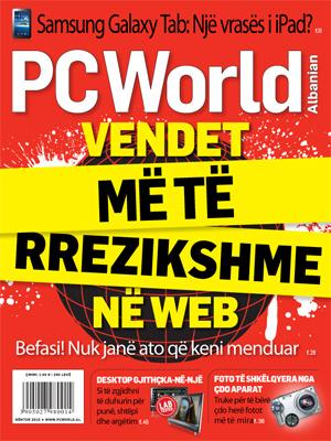 PC World Albanian – Nëntor 2010