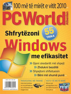 PC World Albanian – Dhjetor 2010