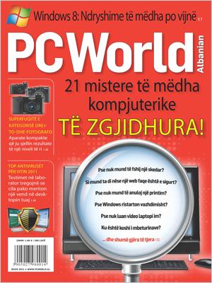 PC World Albanian – Mars 2011