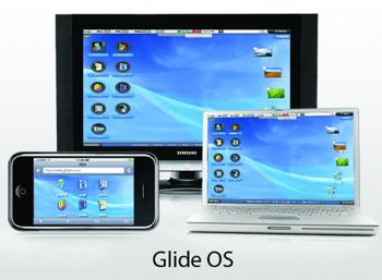 Glide OS parasheh rritje të Cloud Computing