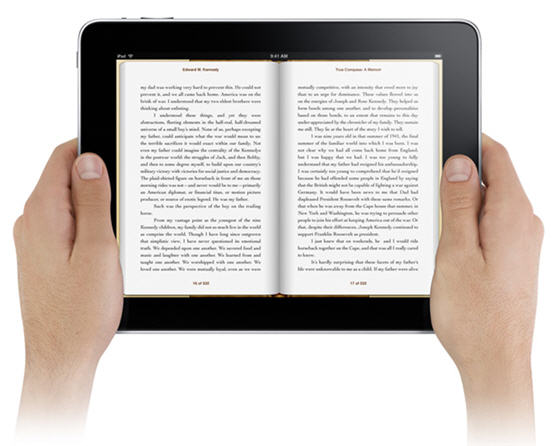 Shpërthimi i e-book