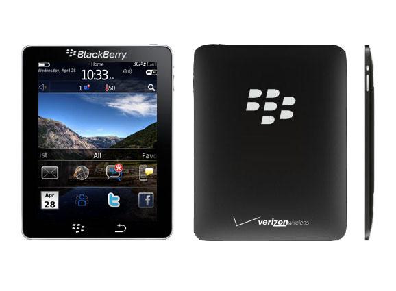 RIM BlackPad tablet në nëntor?