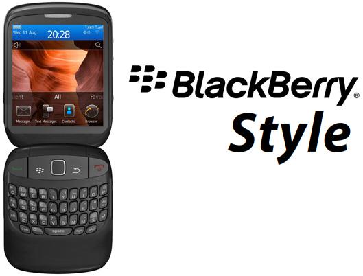 BlackBerry Style 9670 gati për treg