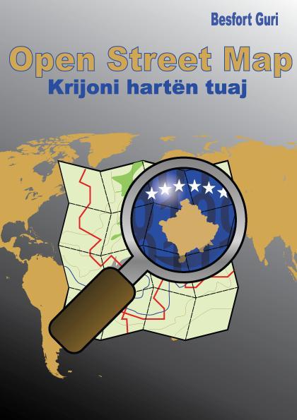Vizatimi i hartës së pashkruar të Kosovës
