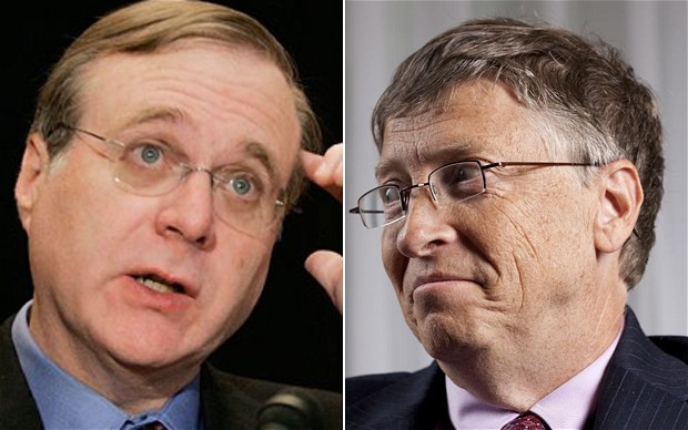 4 prill 1975: Bill Gates dhe Paul Allen formojnë një partneritet të vogël