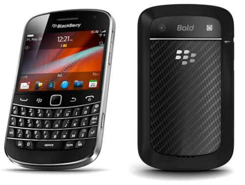 RIM me një BlackBerry më trim