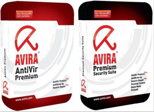 Shkarkoni pa pagesë Avira Antivirus 2012