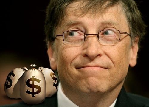 Gates vazhdon të jetë më i pasuri i Amerikës