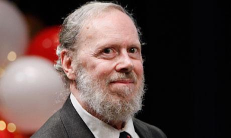 Vdes Dennis Ritchie, babai i C dhe UNIX