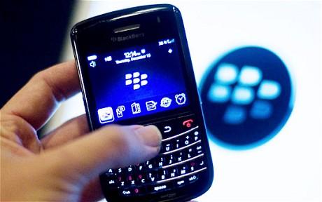 Përdoruesit e BlackBerry sërish përjetojnë probleme