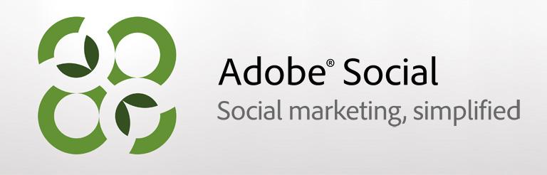 Adobe paraqet Adobe Social