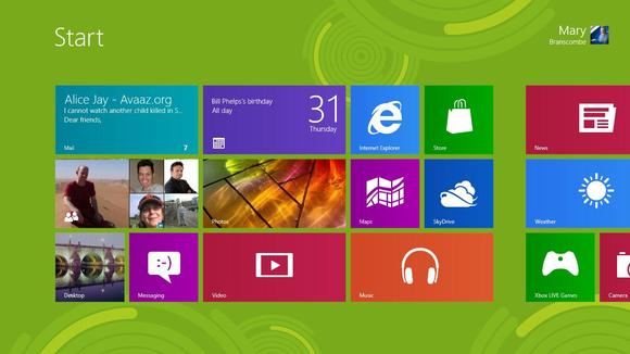 Windows 8 do të vijë me katër versione