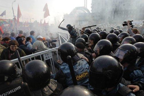 """Autoritetet apo protestat në Rusi e rrëzuan kanalin """"Ustream""""?"""