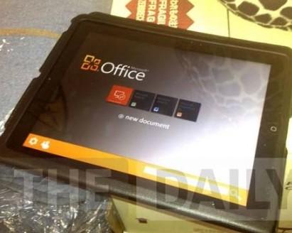 Microsoft Office për Android dhe iOS?