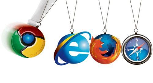 Google Chrome tejkalon Internet Explorer