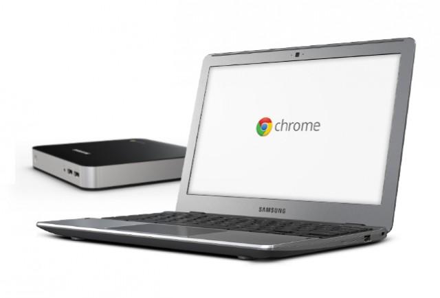 Chromebox të rinj nga Samsung