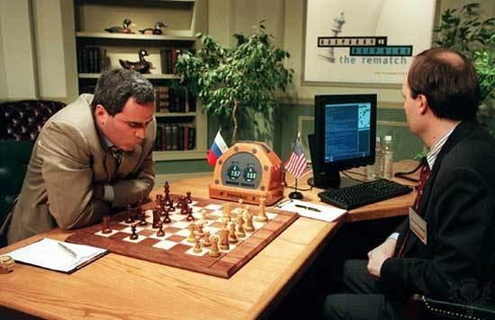 IBM feston 15 vjetorin e Deep Blue, që mundi Kasparov