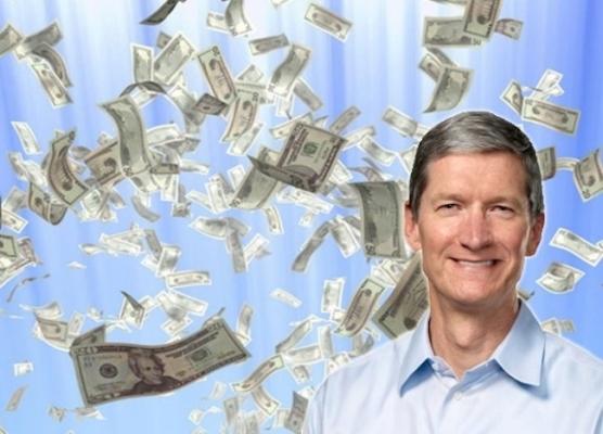 Shefi ekzekutiv i Apple refuzon rrogën 75 milionë dollarëshe!