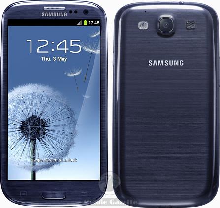 Vështrim kamerës së Galaxy S3