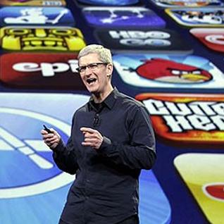 Takohen shefat e Apple dhe Samsung