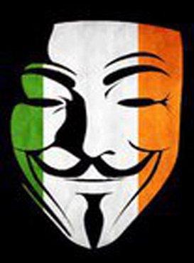 Anonymous i vërsulet Indisë